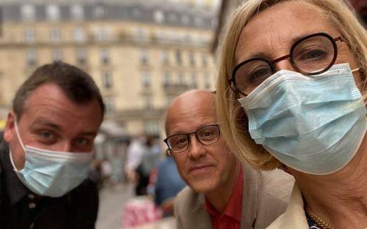 L'équipe d'AFDI Paris